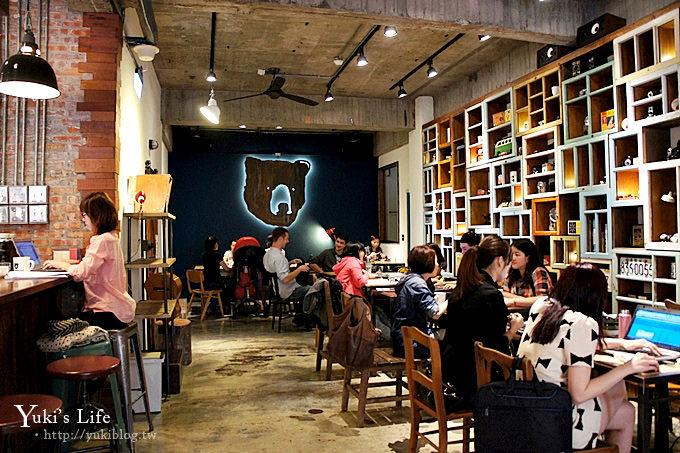 [台北食記]《Cafe Junkies‧小破爛咖啡館》個性の破爛風 ❤ 輕食.點心.下午茶