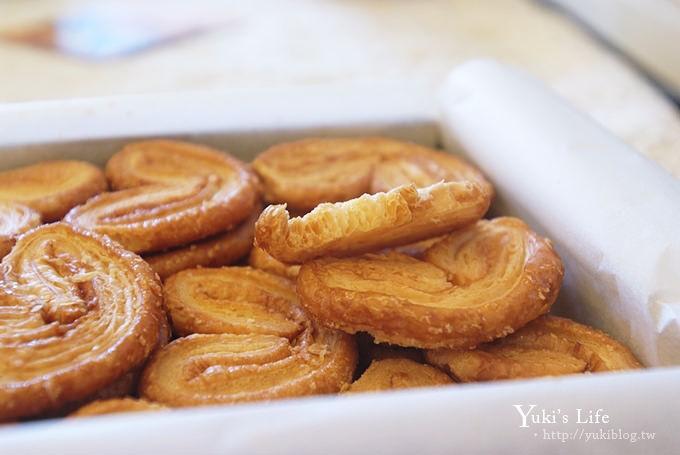 [香港美食]*伴手禮首選 ❤ Cookies Quartet曲奇四重奏蝴蝶酥‧一口接一口   Yukis Life by yukiblog.tw