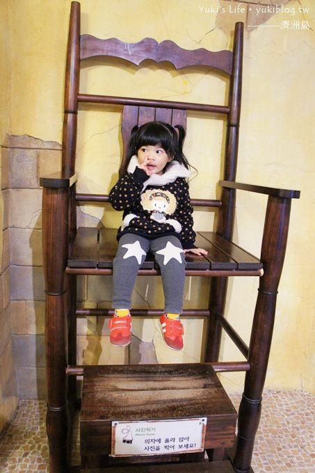 韓國濟洲島旅行【信不信由你博物館】霍爾的移動城堡「真的還假的呀!?」 - yukiblog.tw