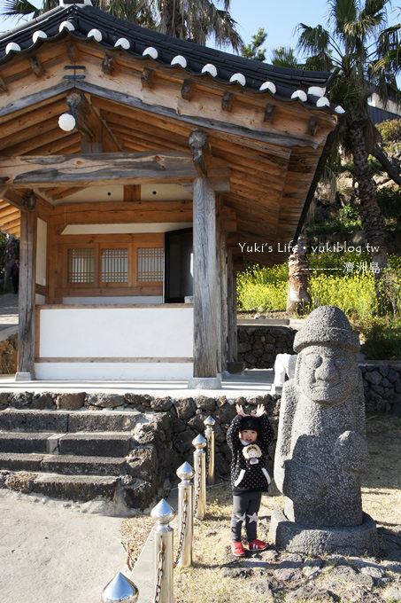 韓國濟洲島藥泉寺