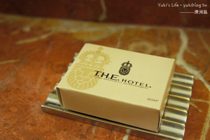 韓國濟洲島住宿【T.H.E Hotel & LVegas Casino】五花級黃金酒店 (含飯店早餐) - yukiblog.tw
