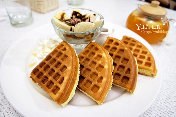 [三峽美食]*米拉佐cofe'‧平價蜜糖土司(三立「兩個爸爸」MV取景餐廳.前身是KIKI鬆餅屋) - yukiblog.tw