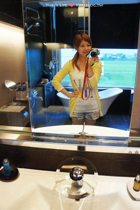 宜蘭礁溪┃波卡拉渡假會館(上)●在這樣的風景醒來好幸福 ~ 時尚豪華四人套房   Yukis Life by yukiblog.tw