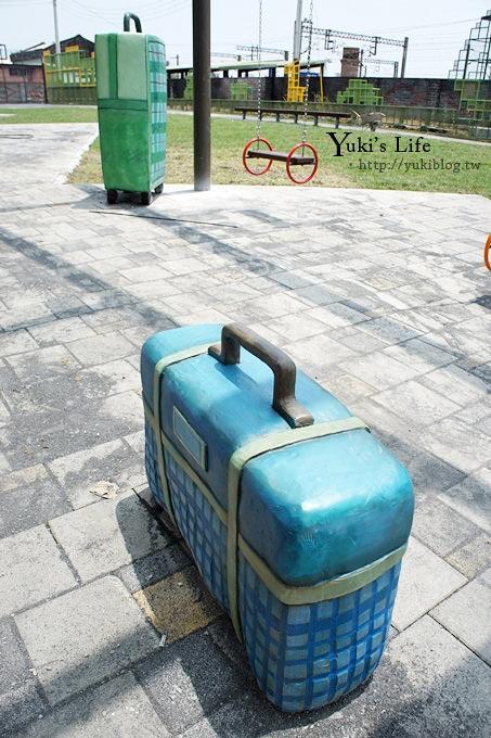 宜蘭火車站幾米繪本廣場