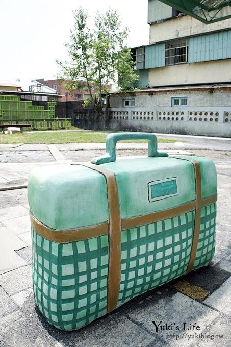 宜蘭新景點┃宜蘭火車站幾米繪本廣場‧向左走還是向右走 (快完工囉❤拍了好多可愛人偶照片)   Yukis Life by yukiblog.tw
