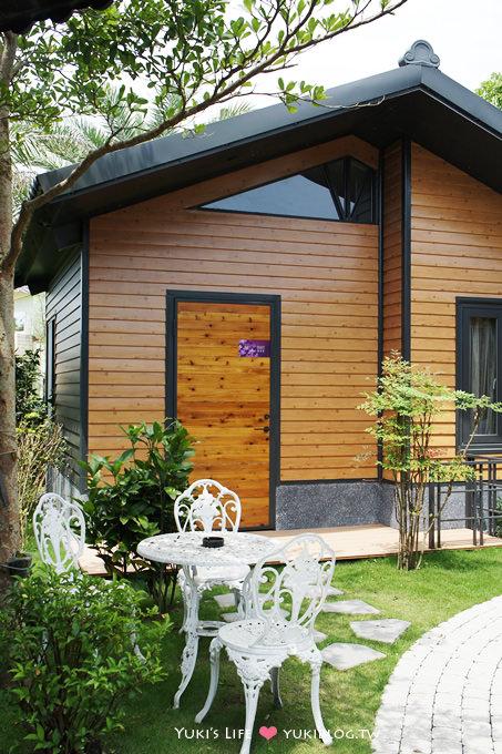 宜蘭礁溪波卡拉渡假會館日式精緻雙人小木屋