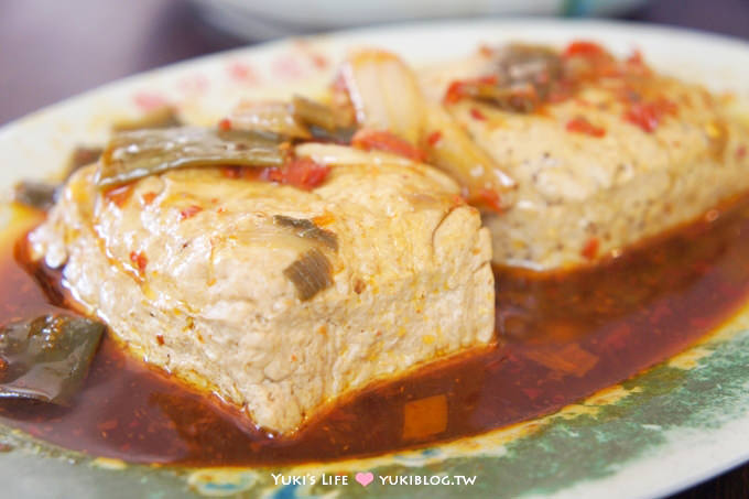 [台北旅遊]*深坑老街‧王水成深坑廟口豆腐老店~麻辣臭豆腐&肥腸鴨血必點 - yukiblog.tw