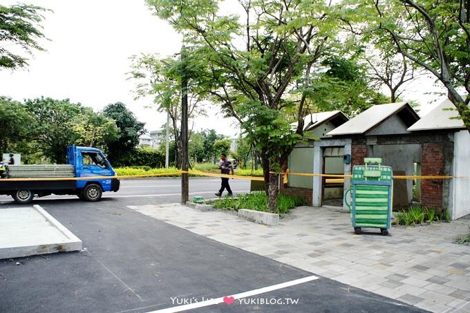 宜蘭新景點【宜蘭火車站幾米繪本廣場】向左走還是向右走 (5/30取景) - yukiblog.tw