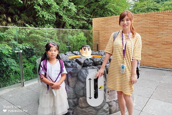東京親子景點【藤子·F·不二雄博物館】哆啦迷必訪×Lawson超商買票教學×交通方式