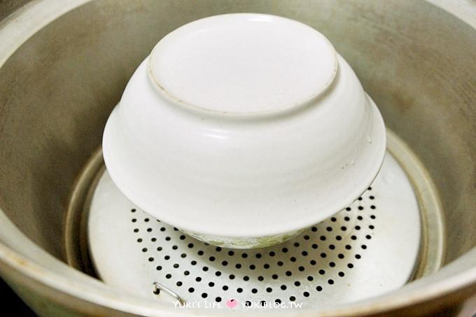 [廚房習作]*小撇步蒸出零失敗的細緻蒸蛋‧Yuki手繪版教學(阿基師的訣竅) - yukiblog.tw