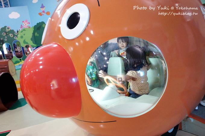 2013日本┃橫濱‧麵包超人博物館 ~ 充滿童趣捨不得走呀❤ - yukiblog.tw