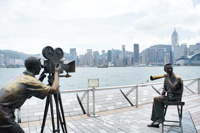 香港旅遊┃星光大道.香港旅遊必訪之地 - yukiblog.tw
