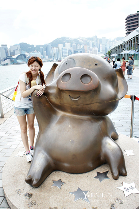 香港旅遊┃星光大道.香港旅遊必訪之地