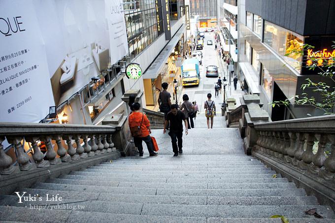 香港旅遊┃懷舊復古‧星巴克 ~ 全球唯一的「冰室角落」 - yukiblog.tw