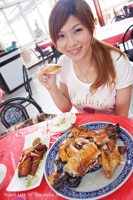 南投美食┃豪家桶仔雞‧竹山隱藏版美食!現烤皮酥脆.五顆星等級的好吃 >////< - yukiblog.tw
