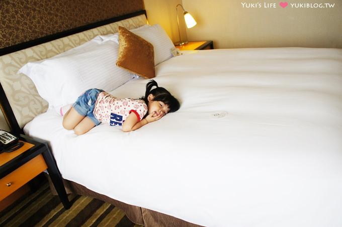 高雄麗尊酒店住宿+自助早餐