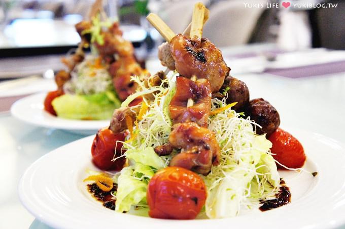高雄食記┃艾可柏菲自助料理餐廳 ‧ 環遊世界美食展 (價格划算料理豐富)