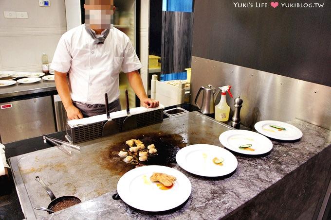 高雄麗尊酒店艾可柏菲自助料理餐廳晚餐