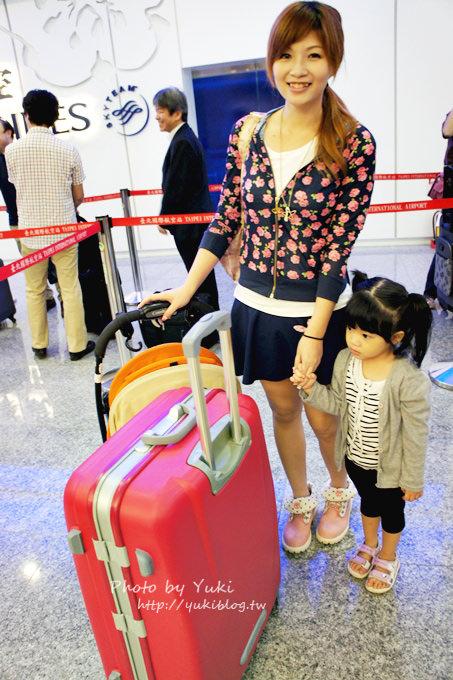 2013日本┃台北松山機場國際航線‧2樓可愛的候機大廳 & 日本航空飛機餐 ❤