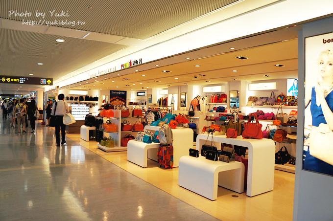 2013日本┃台北松山機場國際航線‧2樓可愛的候機大廳 & 日本航空飛機餐 ❤ - yukiblog.tw