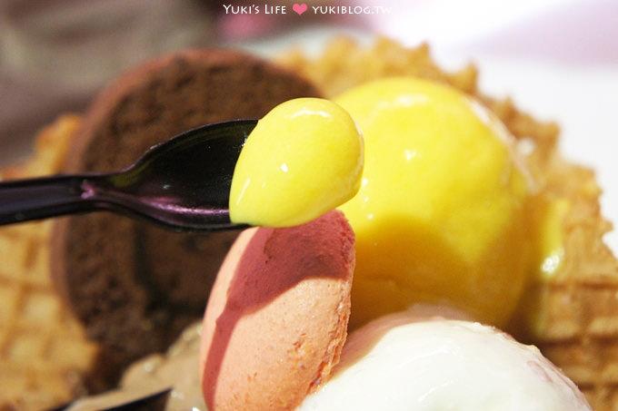 台北美食下午茶┃永康街 IOU Café 冰淇淋 ❤ 創意浪漫新吃法 (捷運東門站) - yukiblog.tw