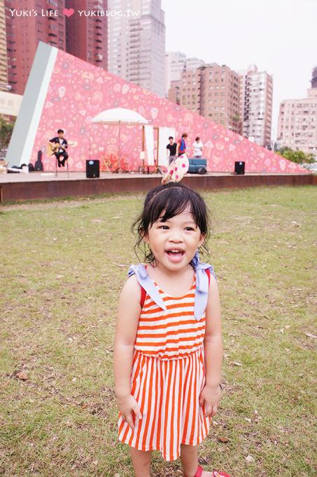 台中勤美綠園道綠圈圈夏日藝術祭