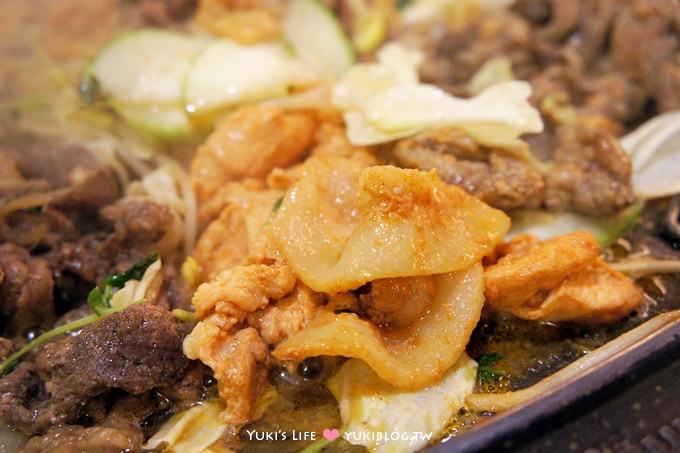 台北美食┃火樹銀花韓式涮烤(烤肉+火鍋吃到飽)‧肉和湯汁在鍋裡滾動好誘人❤ - yukiblog.tw