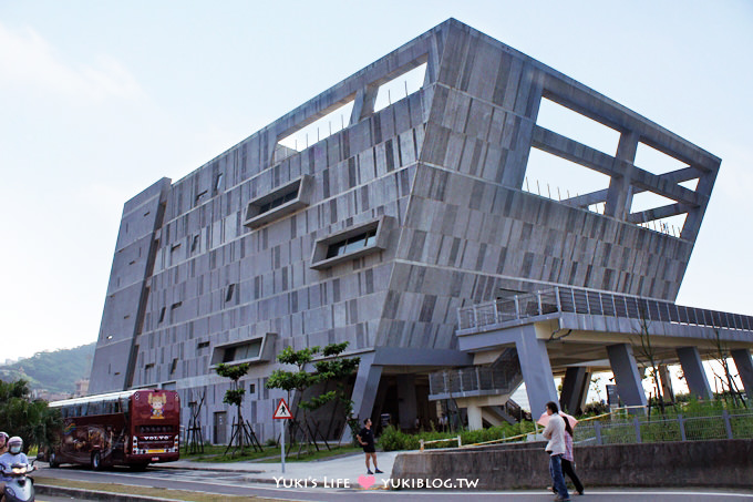 基隆旅遊┃八斗子‧國立海洋科技博物館  ~ 新景點免費玩!! free - yukiblog.tw