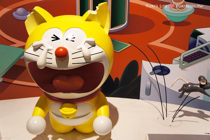 高雄旅遊┃駁二特區‧ 哆啦A夢誕生前100年特展! 熱血GO GO ❤ 8/3 ~ 11/10 - yukiblog.tw