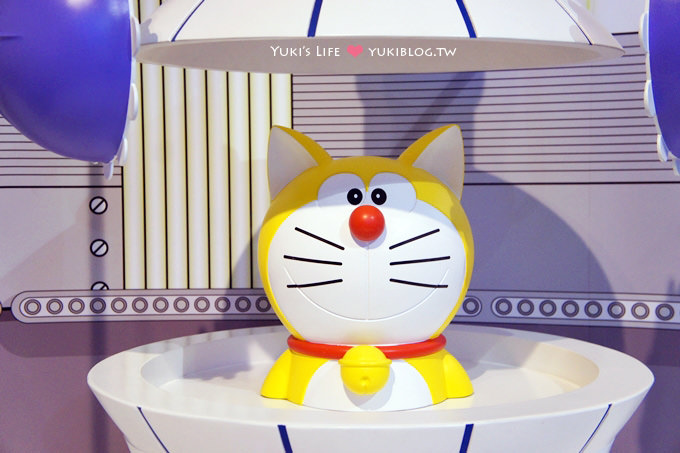 哆啦A夢誕生前100年特展高雄駁二特區