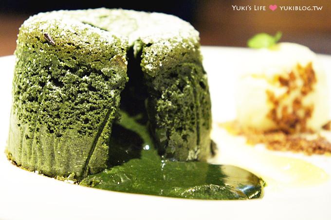 台北美食下午茶❤咖朵咖啡Caldo Cafe‧美味舒芙蕾&熔岩蛋糕 >////< (近忠孝復興站) - yukiblog.tw