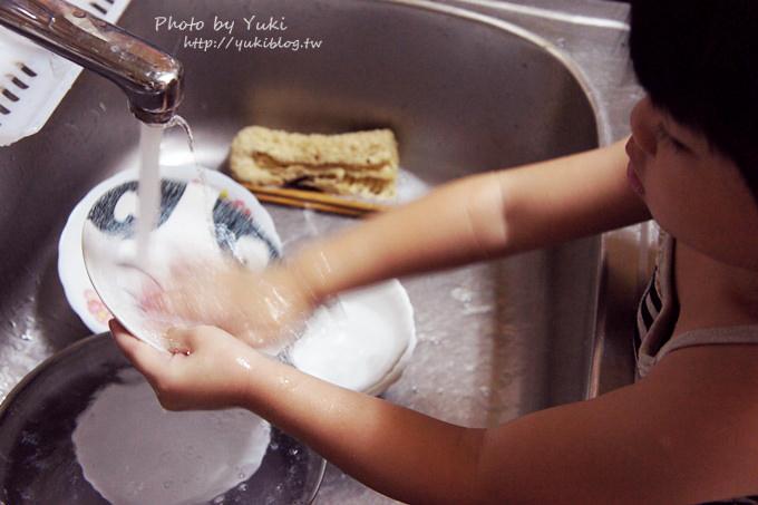 分享*OP天然苦茶籽茶酚洗潔精&天然茶酚廚房清潔劑 ~ 阿基師代言.私心推薦!   (試用心得) - yukiblog.tw
