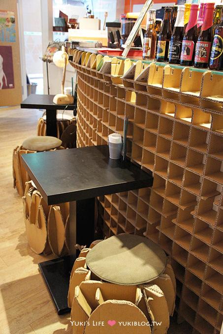 台北美食下午茶┃A House ‧清爽的午茶 ~ 近東區忠孝復興站 - yukiblog.tw