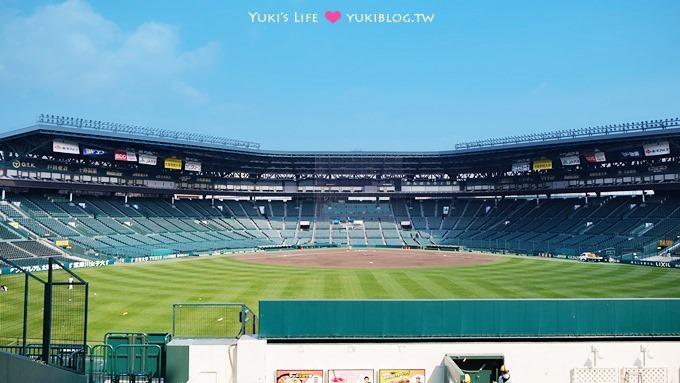 大阪旅遊景點【阪神甲子園球場&甲子園歷史館】一窺日本野球聖地!GO! @兵庫縣 - yukiblog.tw