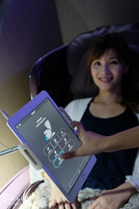 【OSIM 4手天王按摩椅】從頭按到腳!還可邊看電影享受3D立體環繞音效~頂級SPA般的享受! - yukiblog.tw