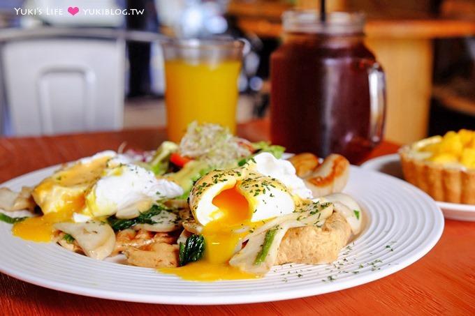 板橋【厝邊NEXT DOOR CAFÉ】鄰居家新品牌、江子翠早午餐