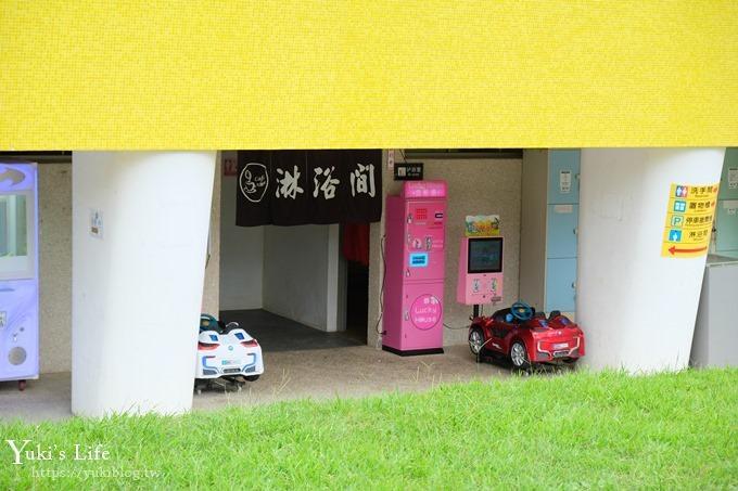 宜蘭景點【頭城9號咖啡外澳館】踏浪玩沙親子景點×龜山島無敵海景下午茶 - yukiblog.tw