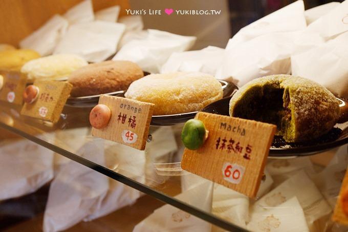 台北美食【Haritts東京甜甜圈】松山線分店開幕!! 台北店一樣好吃到轉圈❤ 南京復興站