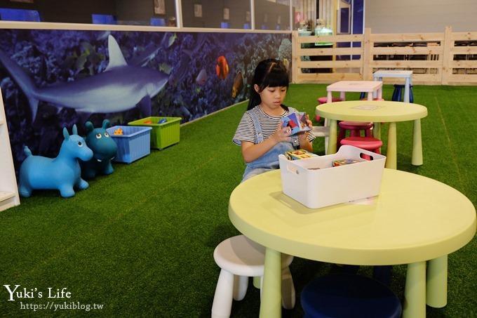 宜兰免费亲子景点《金车生技水产养殖研发中心》根本是水族馆超好逛、鲜虾现场吃、儿童游戏区 - yukiblog.tw
