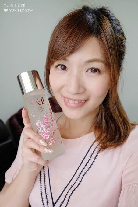 母親節禮物推薦【SK-II青春露雙瓶裝‧粉漾櫻花限量版】最好的給最愛的 - yukiblog.tw