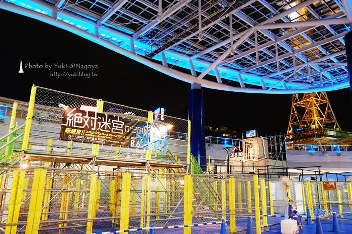 日本●名古屋┃必逛〈榮町〉繁華百貨購物街 & 宇宙船綠洲21+電視塔夜景 ❤(X-M1旅拍) - yukiblog.tw