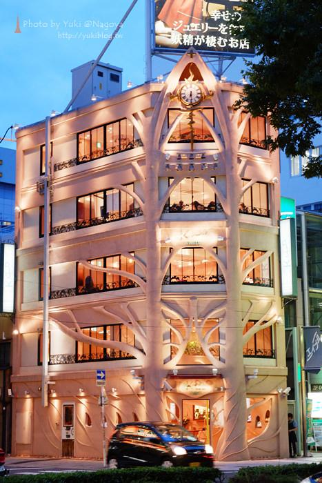 日本名古屋榮町逛街電視塔夜景