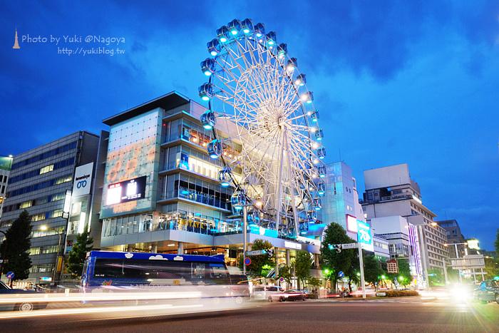 日本●名古屋┃必逛〈榮町〉繁華百貨購物街 & 宇宙船綠洲21+電視塔夜景 ❤(X-M1旅拍)