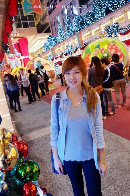 【2013香港聖誕節】繽紛冬日節@尖沙咀‧海港城「迪士尼華麗聖誕大宅」