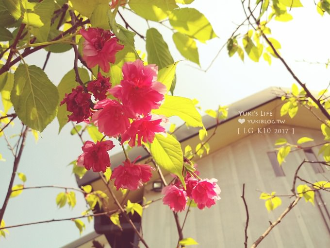 2017國民機種【LG K10】120度廣角自拍×漫步台北玫瑰展×宜蘭親子一日遊景點推薦(LGM250K) - yukiblog.tw