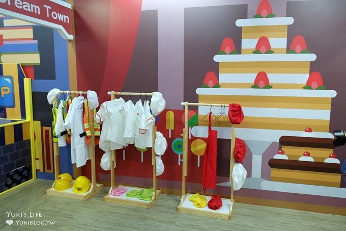 台北南港CityLink【奇樂多親子樂園】HURO WORLD室內兒童遊戲室×小而美的下雨好去處(南港車站) - yukiblog.tw