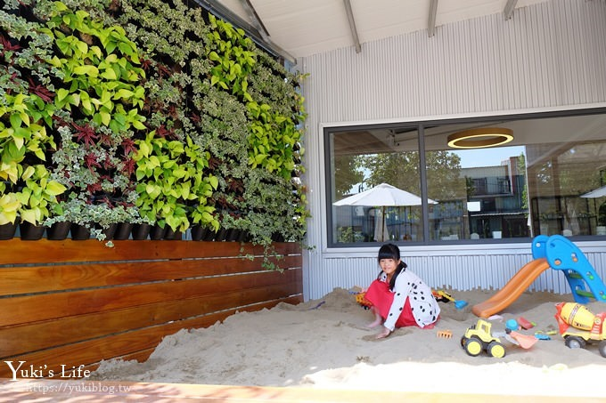 桃园景点【乐农汇Pretty Garden】室内沙坑亲子餐厅×多肉庭园(桃园一日游) - yukiblog.tw