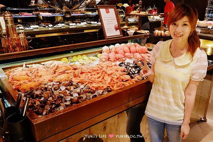 台北食記┃君品酒店●雲軒西餐廳〈秋蟹季下午茶〉 秋天的腳步近了❤