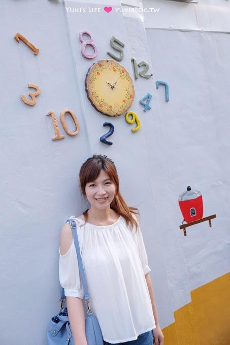 台中景点【土库社区彩绘墙】特色拍照散步街道、五权西六街32巷 - yukiblog.tw