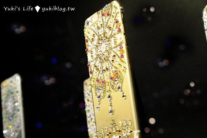 【施華洛世奇120周年特展✕apbs®施華洛世奇展覽】限定版璀璨水晶手機鑽殼iPhone6S/iPhone6S+